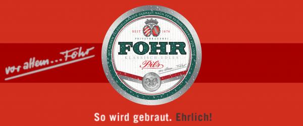 Fohr Logo Homepage
